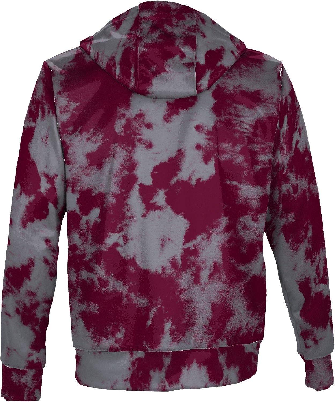 ProSphere University of Maryland Eastern Shore Girls Zipper Hoodie School Spirit Sweatshirt Grunge