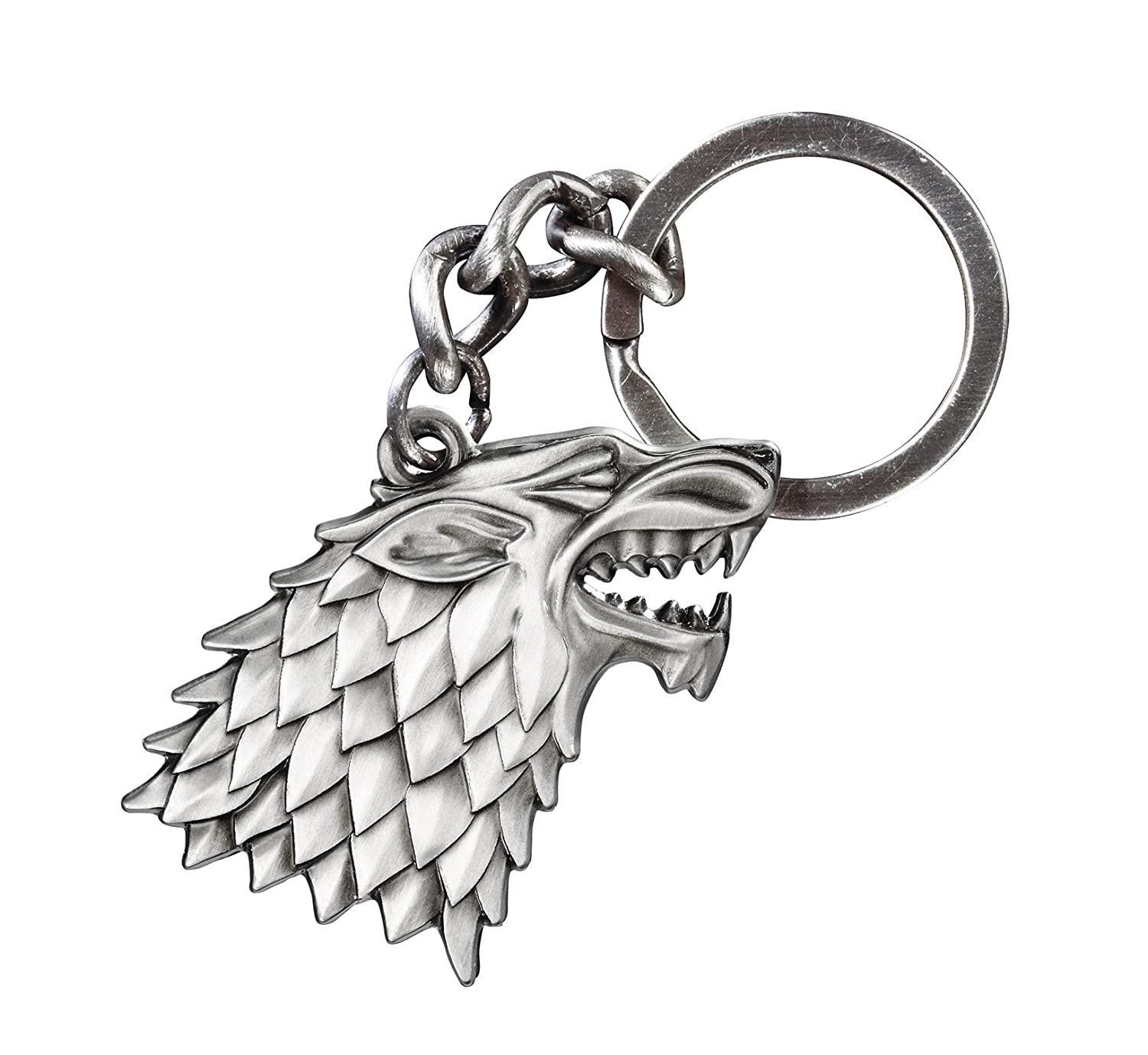 Llavero de Game of Thrones Stark, The Noble Collection xmp