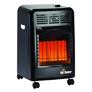 Mr. Heater MH18CH Radiant Cabinet LP Heater