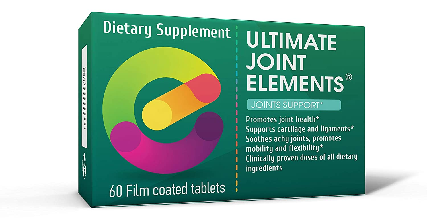 Elements Ultimate Joint Nutritional Products International