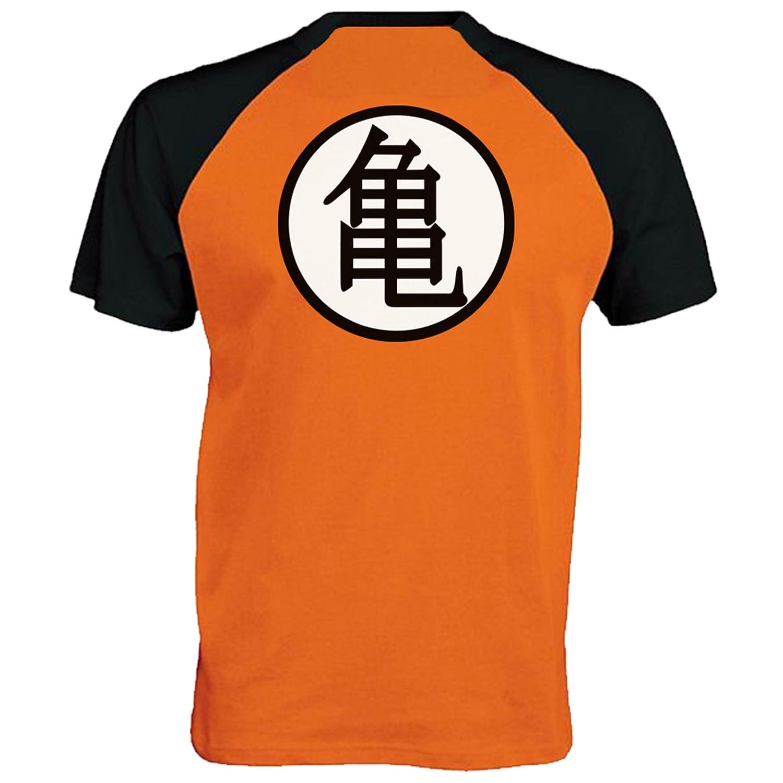 Goku training symbol baseball t shirt amazon sports outdoors buycottarizona Choice Image