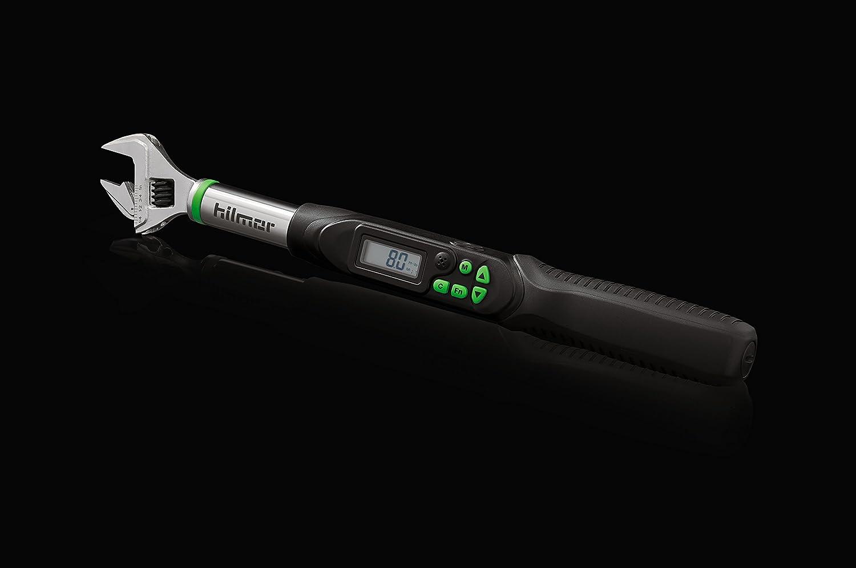 Hilmor 1963826 Digital Adjustable Torque Wrench