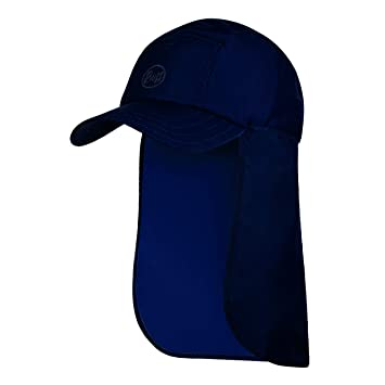 Buff Solid Gorra Bimini, Unisex Adulto, Night Blue, Talla única ...