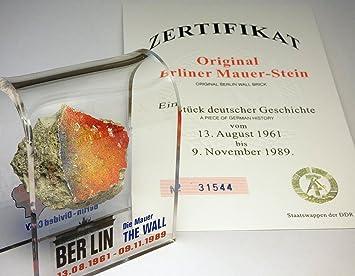 Original Piece of the Berlin Wall