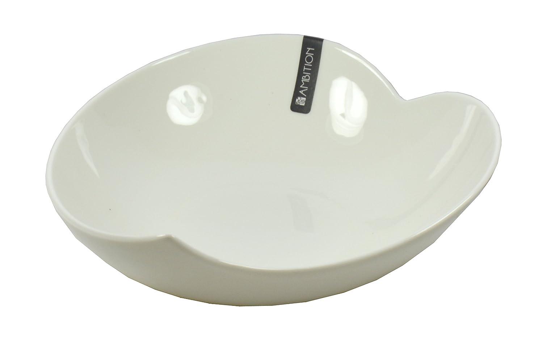 Cáscara, ensaladera, un cuenco con, aperitivos, Ambition 21,5 cm, nuevo: Amazon.es: Hogar