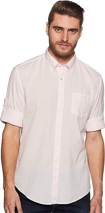 Gant Camisa de diamante G el perfecto Oxford para hombre color blanco