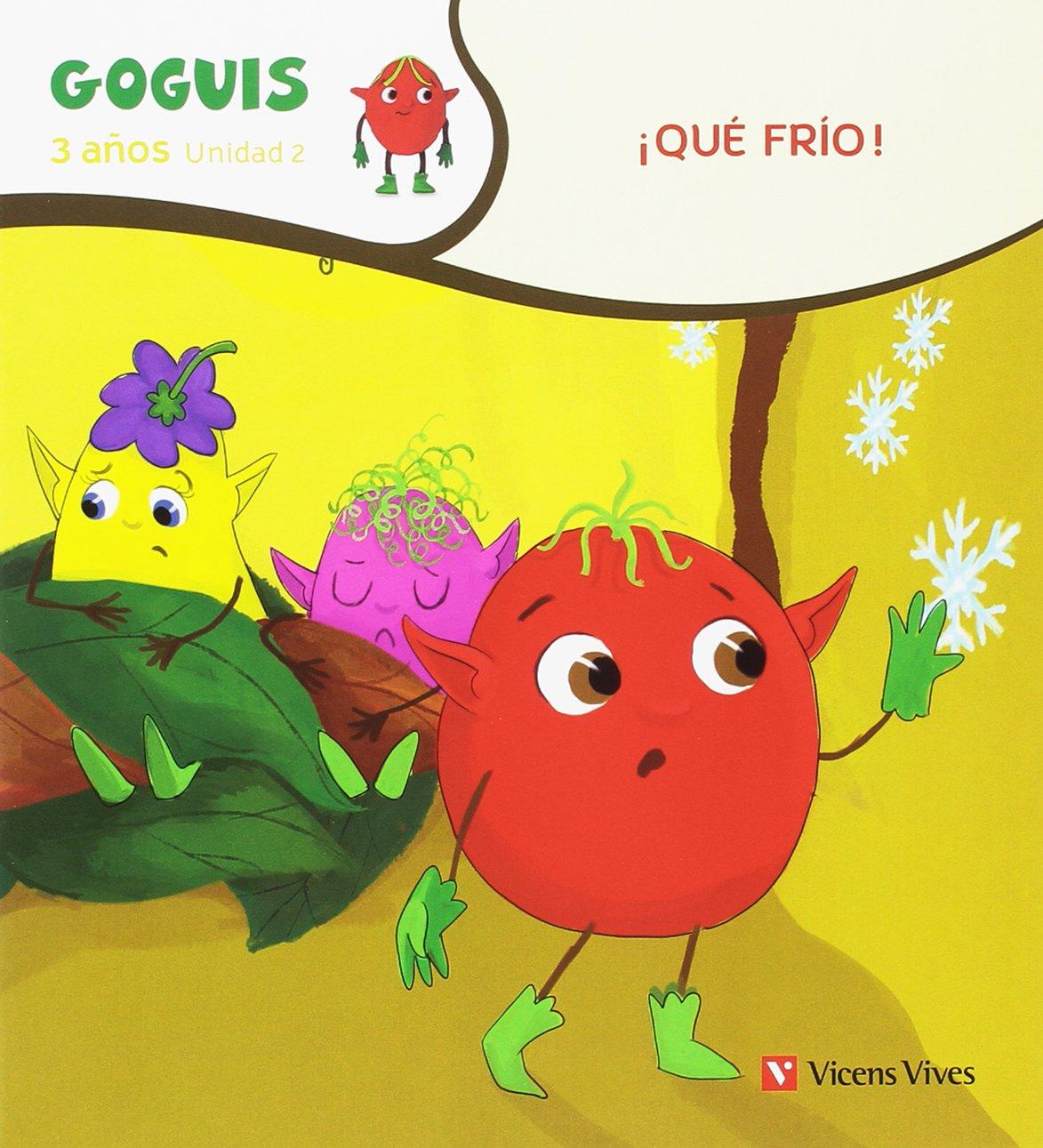 GOGUIS 3 AÑOS 1TRI: Aurora / Rodriguez Vallejera, Noemi / Aguilar Garcia, Isabel Estebanez Estebanez: 9788468251127: Amazon.com: Books