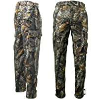 Game Tecl-Wood Stealth Camo Waterproof Breathable Trousers