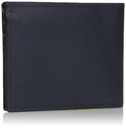 d0c8a0283 Calvin Klein - Cartera para hombre azul azul marino: Amazon.es: Equipaje