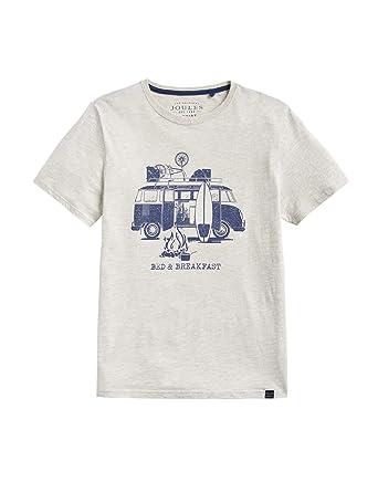 41ba749dff1d Joules Men s Graphic Tee T-Shirt  Amazon.co.uk  Sports   Outdoors