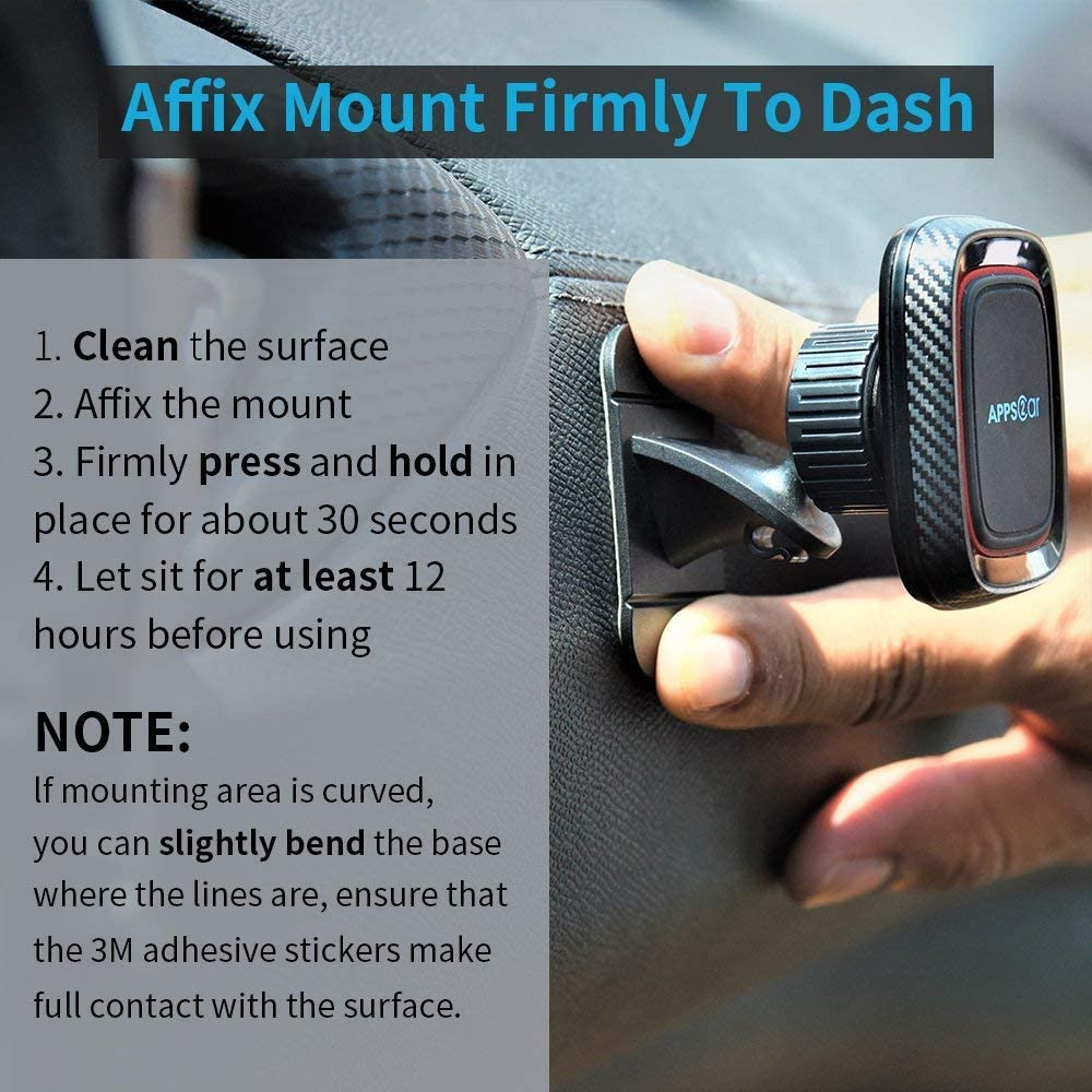 Adjustable Car Phone Holder 2 in 1 Phone Mount Automatic Air Vent Dashboard for iPhone 6 X XR Galaxy S10 S10 Plus S8 S8 Plus S7 Beamigo U Store