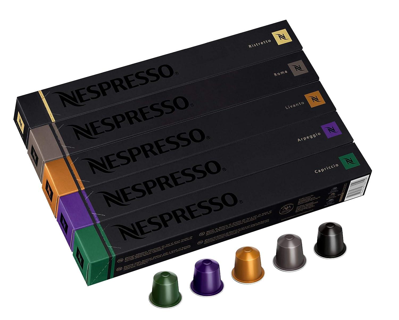 Nespresso OriginalLine Variety Pack Capsules