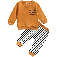 0-24M Flower Newborn Infant Baby Girl Clothes Set Long Sleeve Sweatshirts Tops Pants Outfits