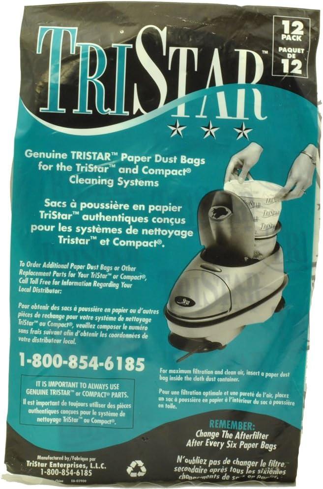 TriStar bote para bolsas al vacío para aspiradoras: Amazon.es: Hogar