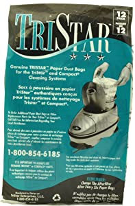 TriStar Canister Vacuum Cleaner Bags