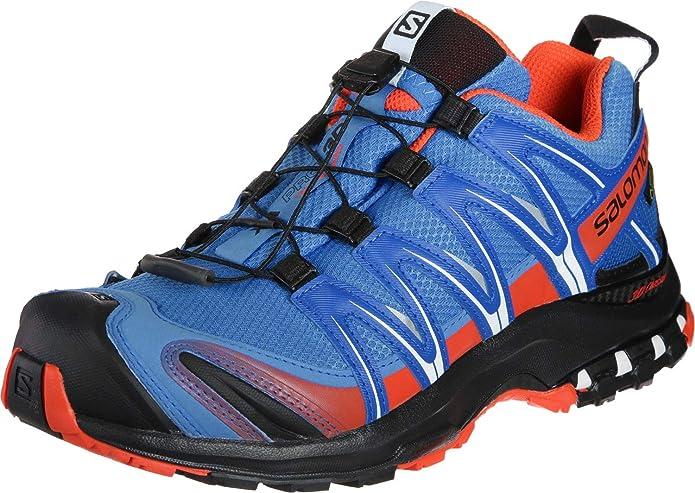 SALOMON XA Pro 3D GTX® Deportivas Hombres Negro Running/Trail: Amazon.es: Zapatos y complementos