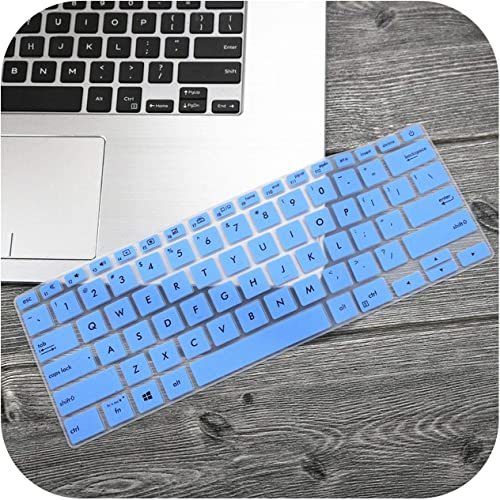 Laptop Tastaturabdeckung fur Asus Zenbook 14 Ux433 Ux433Fn Ux433Fa8265 2019 35 6 cm 14 Zoll Schwarz