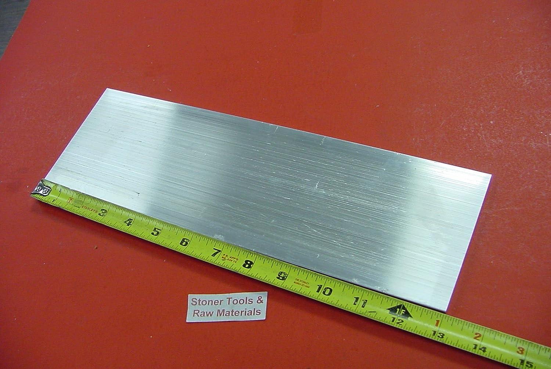4 Pcs of 5//8x 3 Aluminum Flat BAR 10 Long 6061 .625 Solid Plate Mill Stock