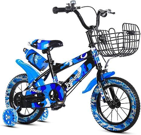 WY-Tong Bicicleta Infantil Bicicletas Infantiles Niños Paseo ...