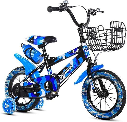Defect Bicicletas Infantiles Niños Paseo Bicicleta Sola Bicicleta ...