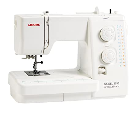 Janome 40S Special Edition Amazoncouk Kitchen Home Gorgeous Janome 525s Sewing Machine Review
