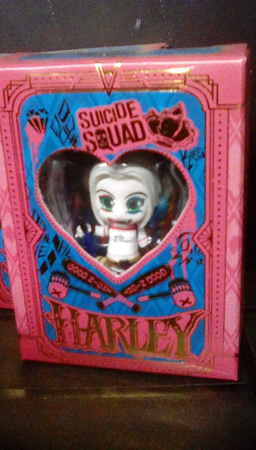 """hot toys /"""" Keychain avec marteau Cosbaby Suicide Squad /""""Harley Quinn"""