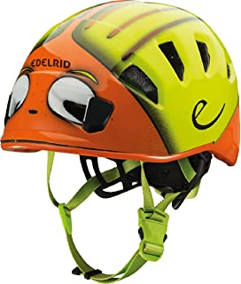 Edelrid Shield II - Cascos - amarillo/naranja 2017