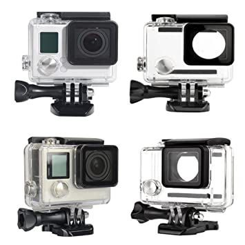 Amazon.com: axpower GoPro Protective Submarina Buceo funda ...