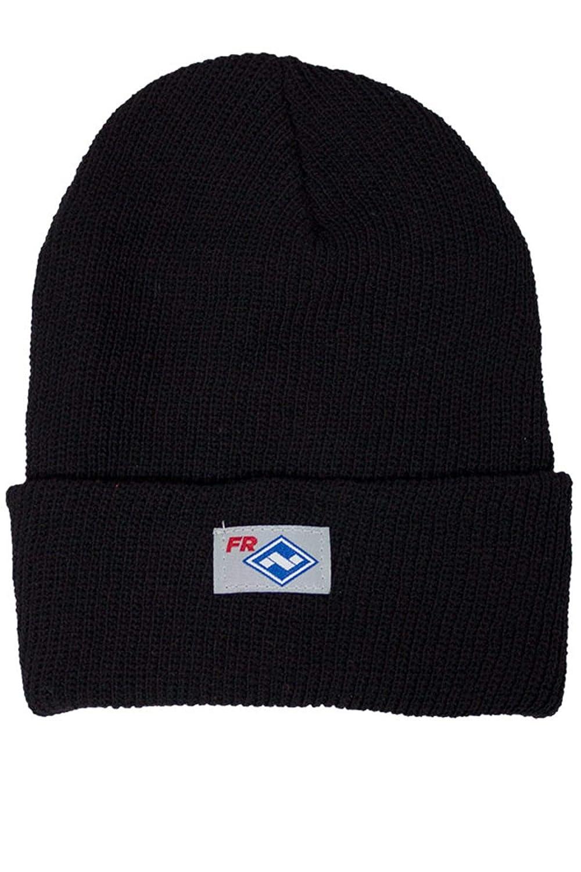 National Safety Apparel HNC2BK FR Dupont Nomex Knit Hat One Size Black