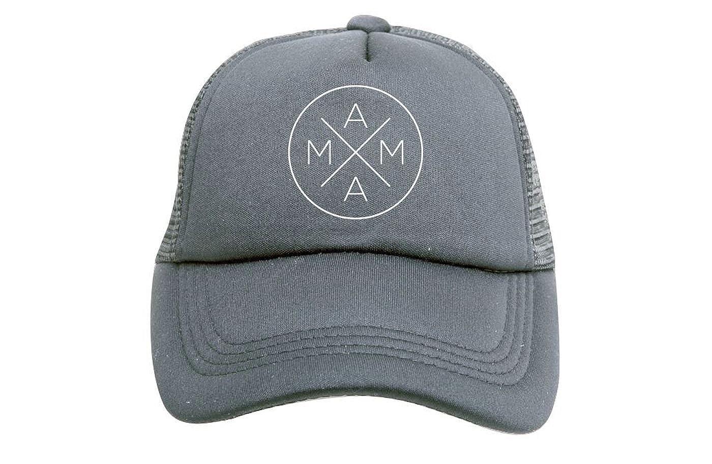 TINY TRUCKER Co. Grey MamaX Trucker Hat