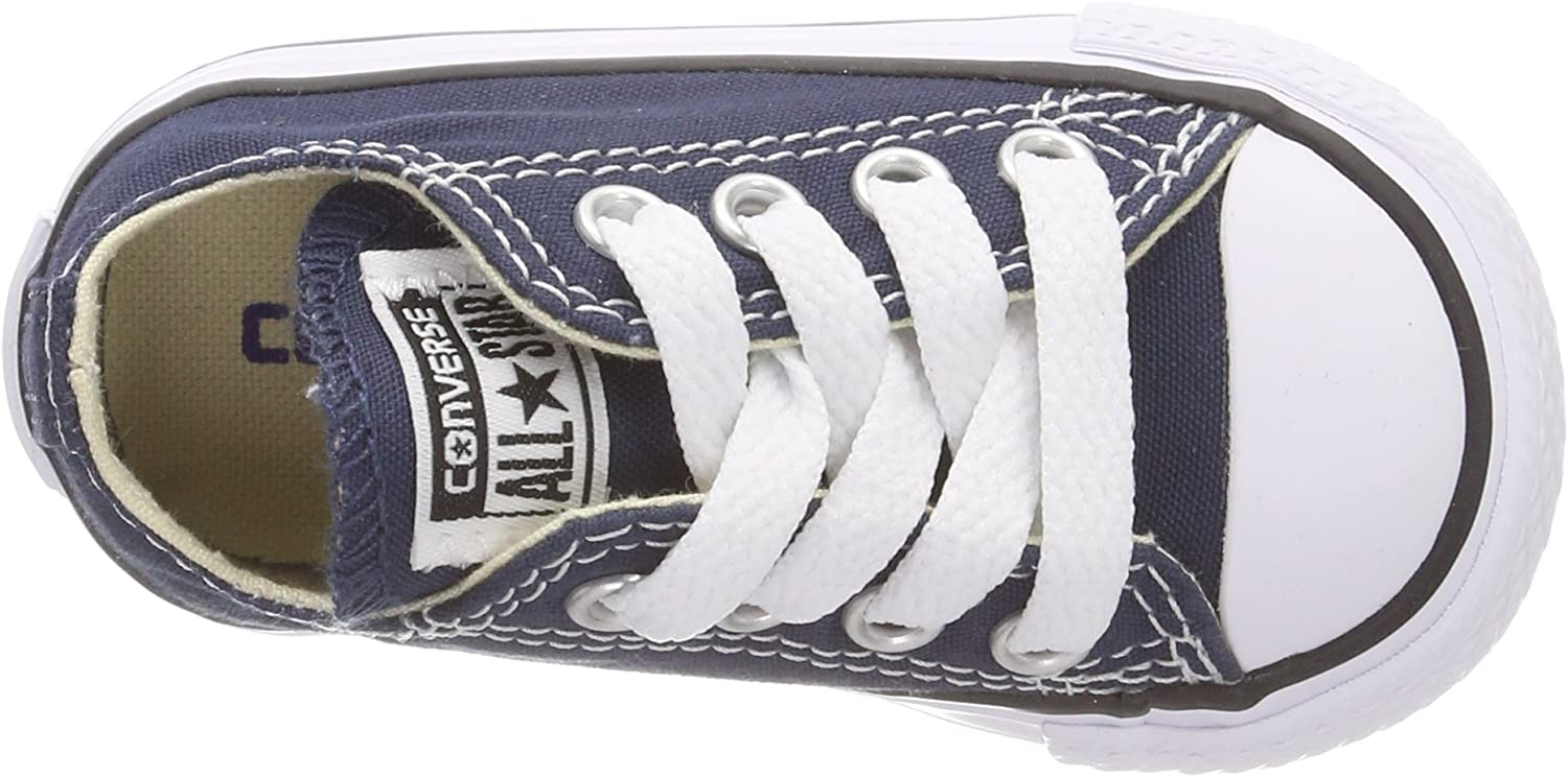 Converse Kids' Chuck Taylor All Star Core Ox (Infant/Toddler) Navy