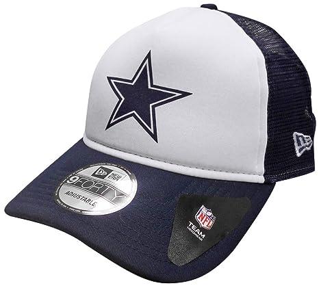 ae6d896386a ... coupon code dallas cowboys new era 9forty trucker hit mesh adjustable hat  cap 1bd45 a5e09