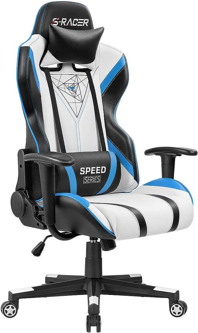 Homall Game Racing Chair