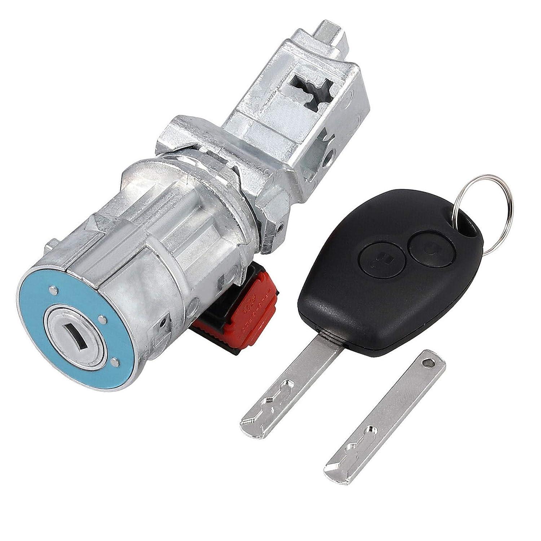 8200214168 Zündschloss Schloss Zylinder Starter Ersatz Für Clio Mk3 05 12 Gewerbe Industrie Wissenschaft