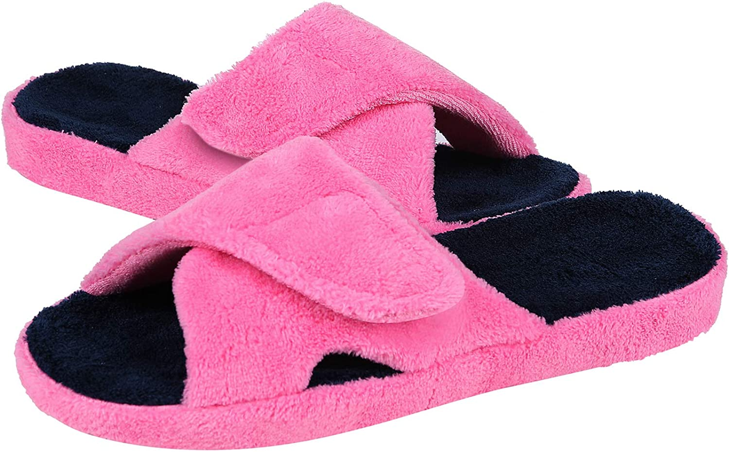 shevalues Adjustable House Slippers