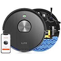 Deals on ILIFE A10 Mopping Robot Vacuum