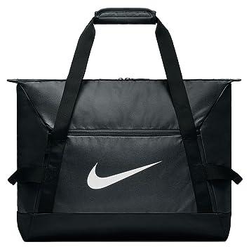 1ad08dd140d64 Nike Academy Team Duffel M Sporttasche Black White
