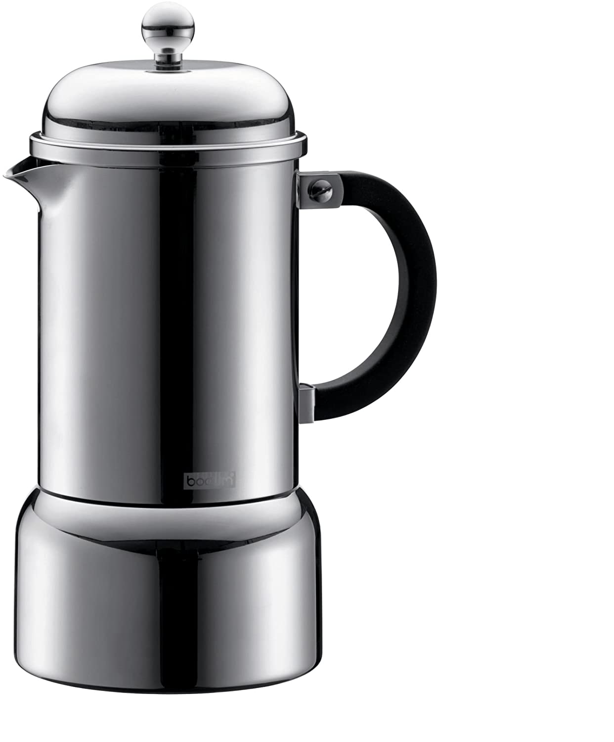 The Largest Stovetop Espresso Makers Available Today > Gamble Bay Coffee Company