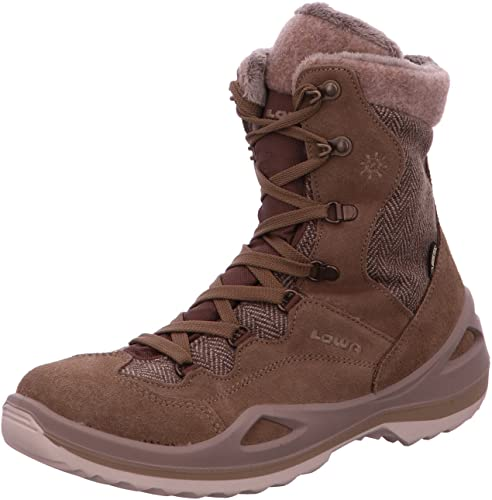 LOWA Boots womens Winter Boots Beige