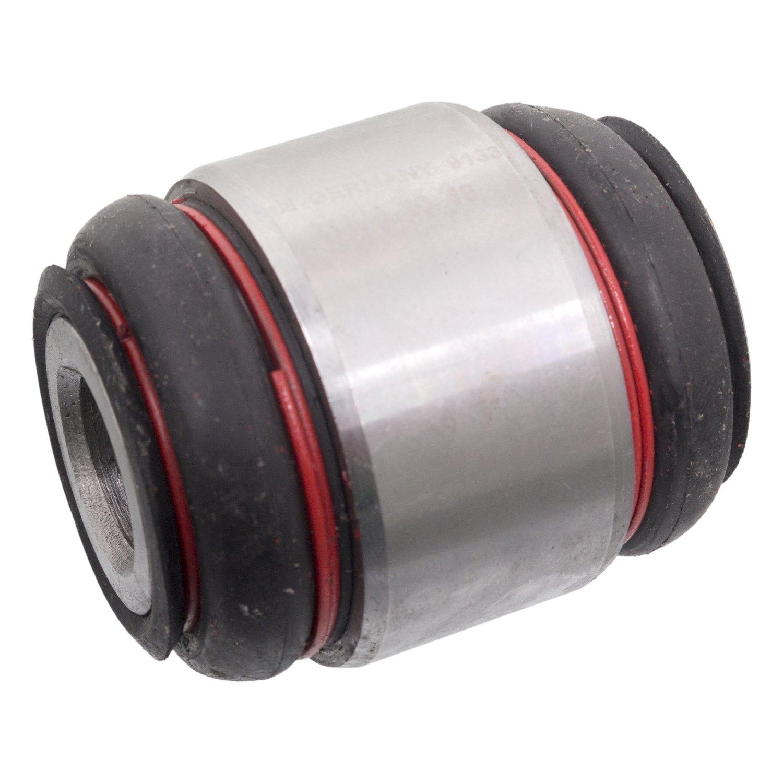 febi bilstein 21174 rubber metal bush for wheel bearing housing (rear axle both sides) - Pack of 1