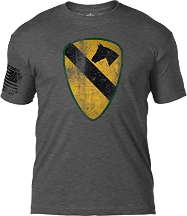 USA UNITED STATES ARMY 1st CAVALRY DIVISION T-SHIRT