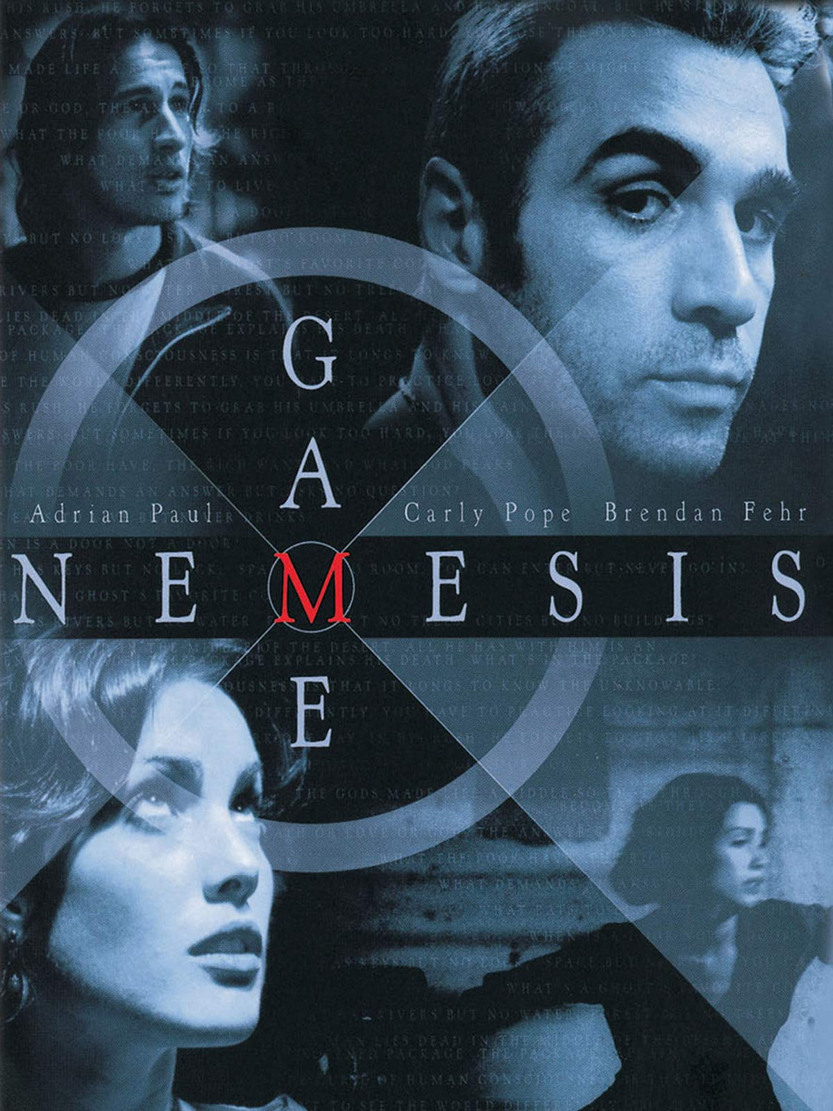 Nemesis Game on Amazon Prime Video UK