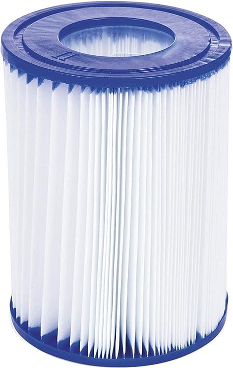 Bestway 58094 - Set de Dos Filtros de Agua Tipo II para Depuradora de Cartucho 2.006 y 3.028 litros/hora: Amazon.es: Juguetes y juegos