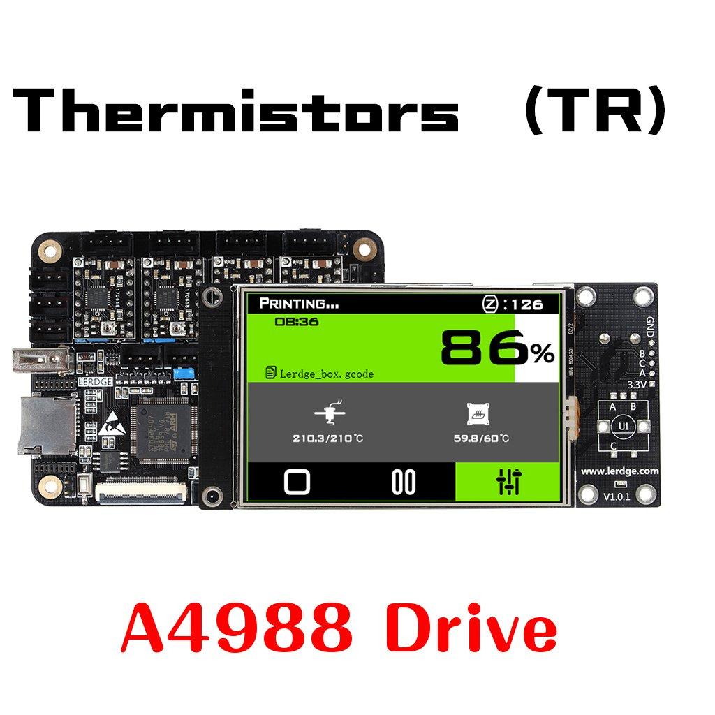 Baoblaze A4988 Controlador de Impresora 3D Accesorio de ...