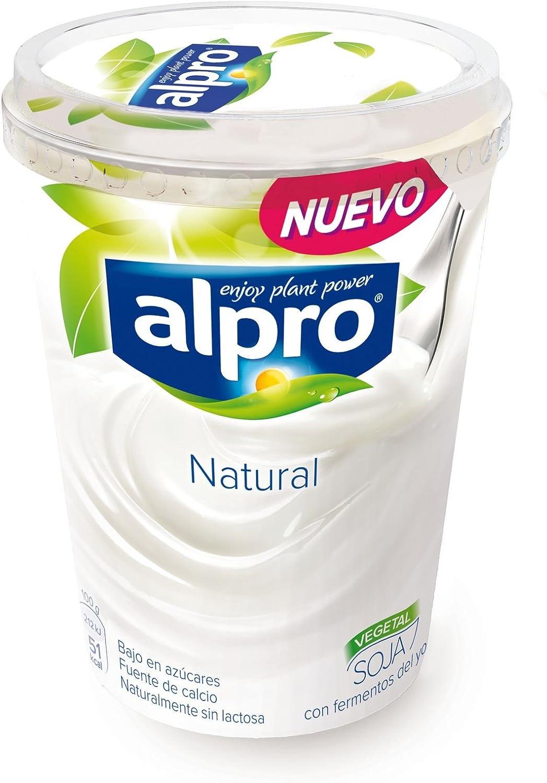 ALPRO Yogur vegetal Natural - 500 g