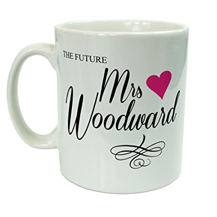 0c2ca7da671 The Future Mrs .Personalised Mug
