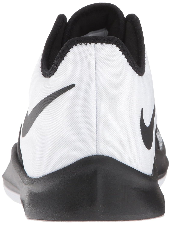 sale retailer afc2b 644b7 Nike Air Versitile III, III, III, Scarpe da Basket Unisex  ndash  Adulto  B0789SQS5W 44 EU Bianco ...