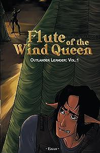 Flute of the Wind Queen (Outlander Leander Book 1)
