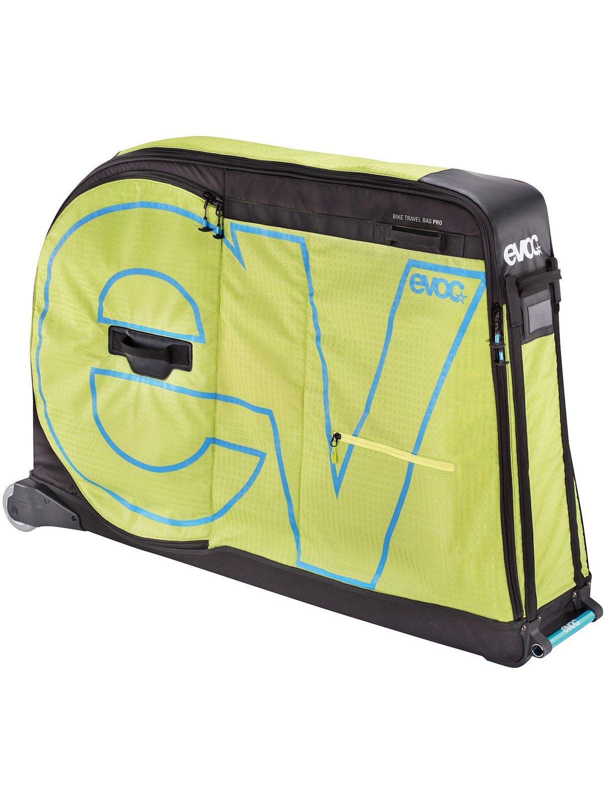 Evoc Lime Pro - 280 Litre Bike Travel Bag (Default , Green)