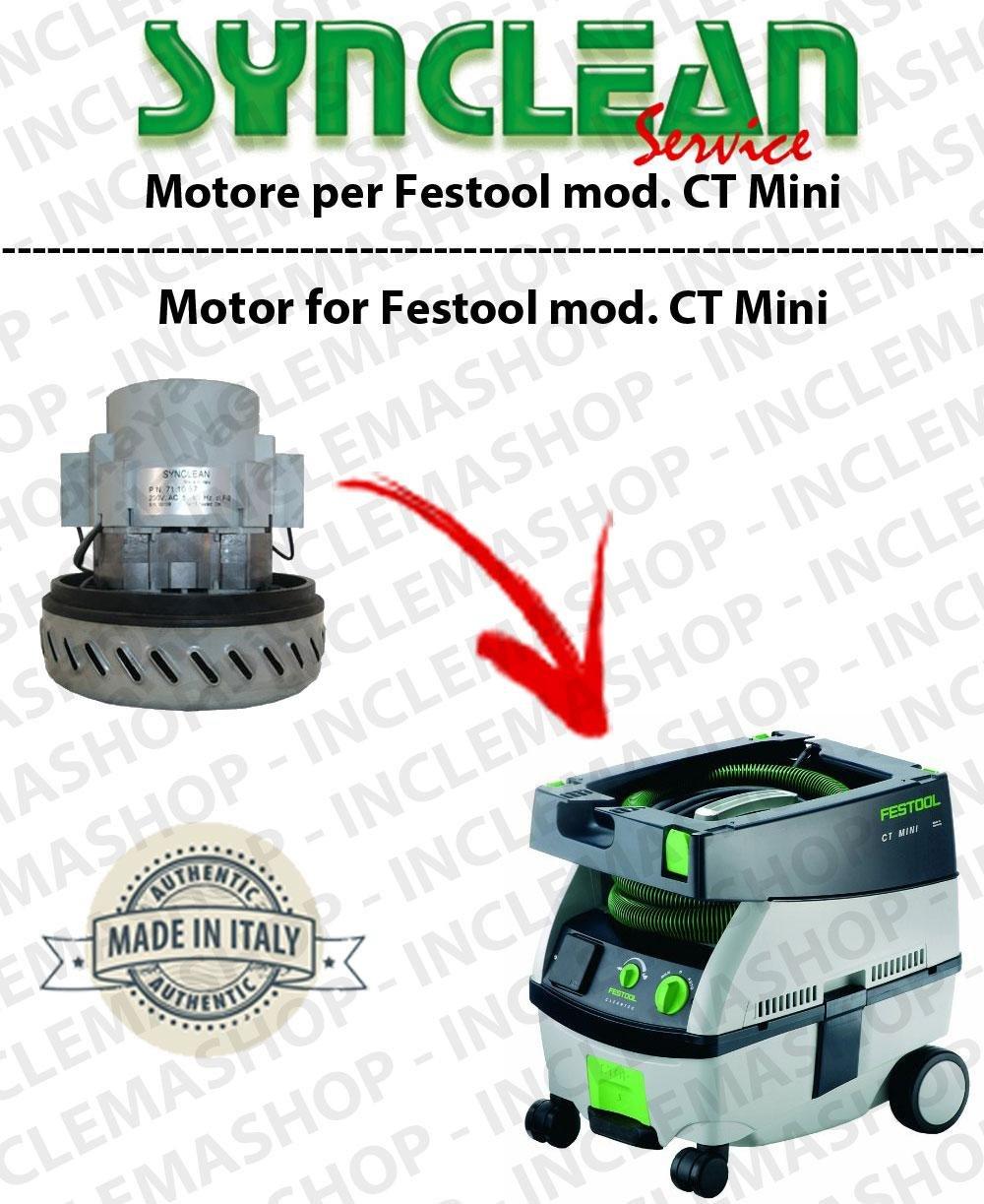 CTL MIDI Motor aspiración synclean para aspiradora Festool: Amazon ...